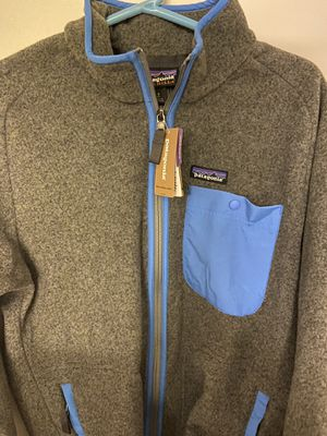 Patagonia Karstens synchilla brand new sz small with tags for Sale in Chicago, IL