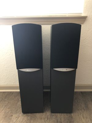 Bose speakers barely used for Sale in Orlando, FL