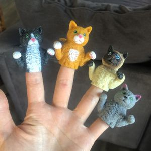 Cat Finger Puppets for Sale in Phoenix, AZ