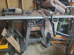 Craftsman,table saw for Sale in Berea, OH