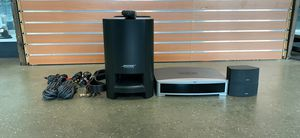 Bose PS3-2-1 Series II Powered Speaker Acoustimass Complete System for Sale in Chelsea, MA