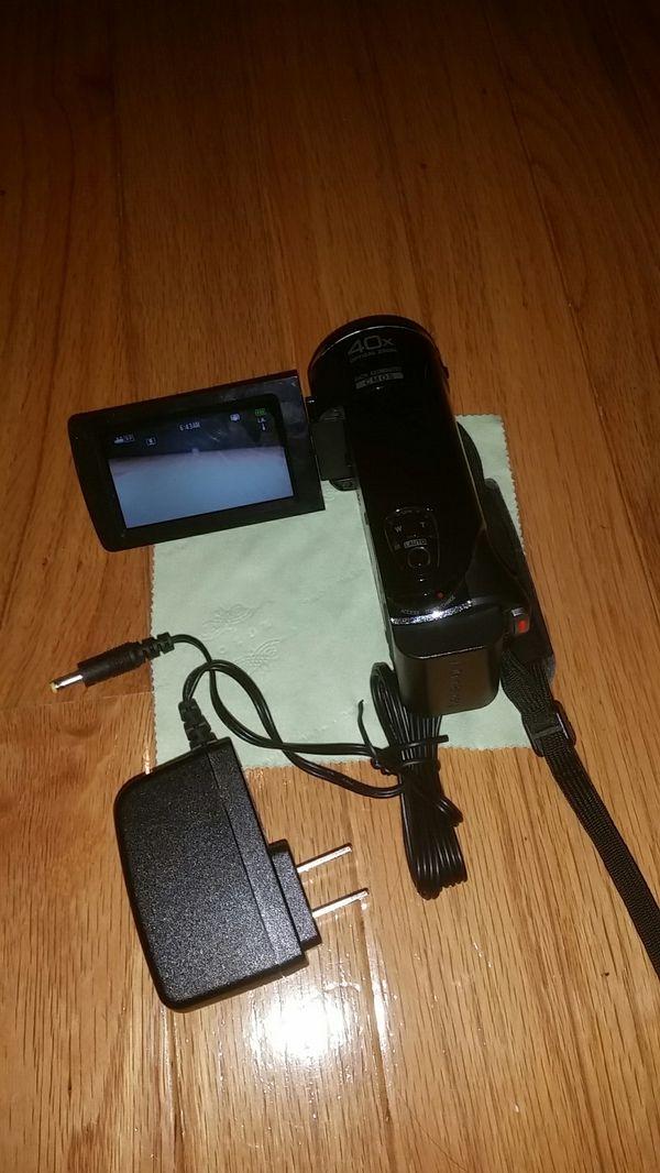 JVC camcorder everio HD