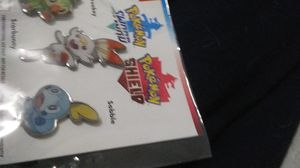 Pokemon collection button for Sale in San Diego, CA