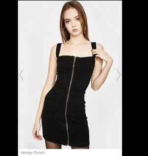 Dolls kill zip up dress for Sale in La Puente, CA