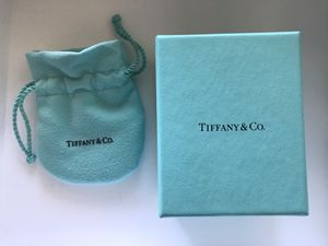 Tiffany & Co - box and bag for Sale in San Diego, CA