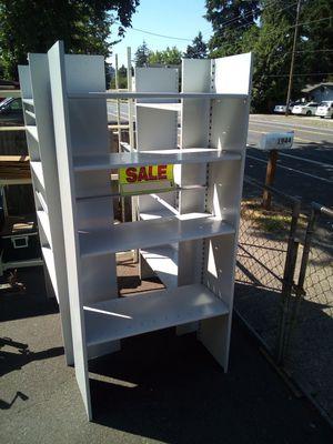 Metal storage shelves for Sale in Portland, OR