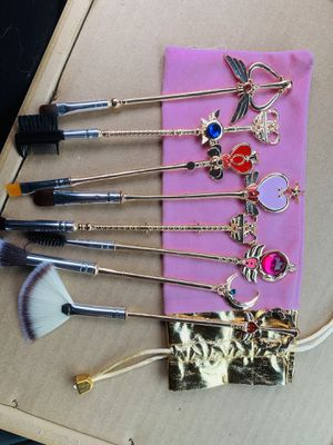 Sailor Moon Makeup Brushes for Sale in Los Angeles, CA