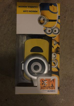 Minion cam for Sale in Philadelphia, PA
