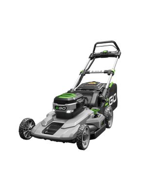 Brand new in box Ego cordless push behind lawn mower batteries and charger included for Sale in Salt Lake City, UT