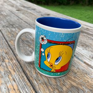 Tweety Bird and Sylvester Mug 1994 for Sale in Austin, TX