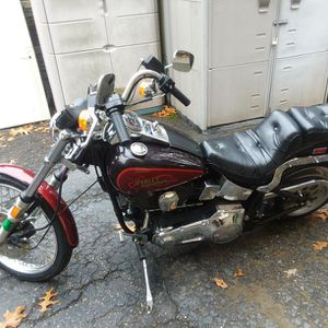 1989 Harley Davidson Softail Custom for Sale in Pittsburgh, PA