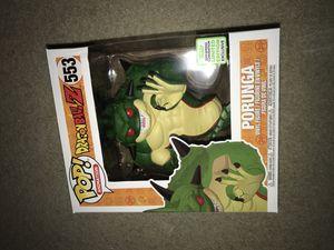 Funko pop convention exclusive dragon ball z 6 inch porunga for Sale in Portland, OR