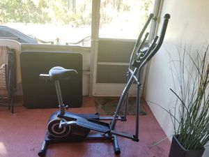 Bike and Elliptical machine for Sale in Fort Lauderdale, FL