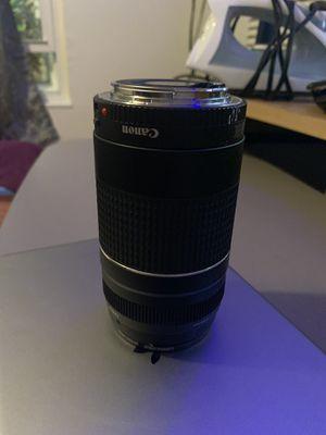Canon 75-300 Camera Lenses for Sale in San Jose, CA
