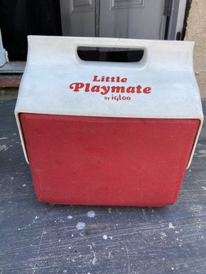 Little playmate cooler by igloo. for Sale in Whittier, CA