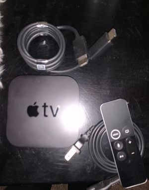 Apple TV 4K 64GB for Sale in Brentwood, CA