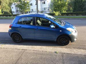 2010 Toyota Yaris-4 door for Sale in Bellevue, WA