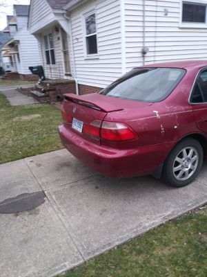 Honda Accord Ex 2002 aut for Sale in Cleveland, OH