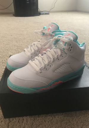 Jordan 5 retro (new, never worn) for Sale in Austin, TX