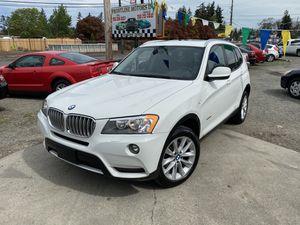 2014 BMW X3 XDRIVE28I for Sale in Tacoma, WA