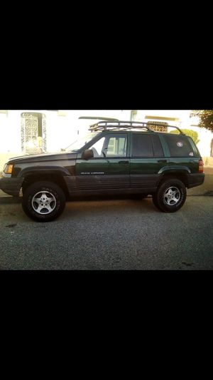 96 Jeep Cherokee red card for Sale in San Francisco, CA