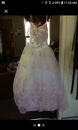 Quinceanera dress for Sale in Los Angeles, CA