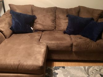 3 Seat Chaise Sofa for Sale in Philadelphia,  PA