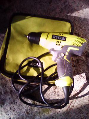 Power drill (120v) for Sale in Riverdale, GA