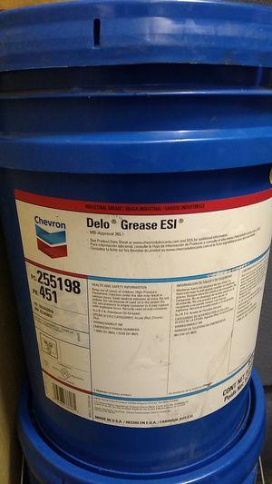 Chevron grease for Sale in Selma, CA