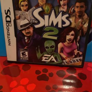 Nintendo DS (The Sims 2) Game for Sale in Waxahachie, TX