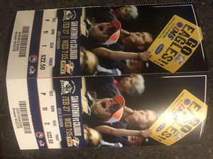 Two Eagles Hockey game for 02/27/19 for Sale in Greeley, CO