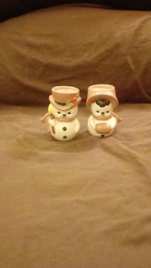 Snowman Tea Lights Holders for Sale in OH, US