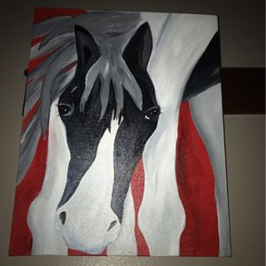 Horse Painting for Sale in Versailles, KY