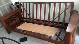 futon without mattress for Sale in Centreville, VA