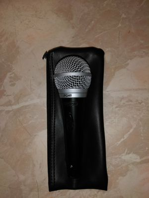 Shure Microphone PG 48 New for Sale in La Verne, CA