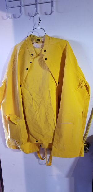 Master Gear, Rain Suit, w/Hood, Size 2XL for Sale in Tacoma, WA