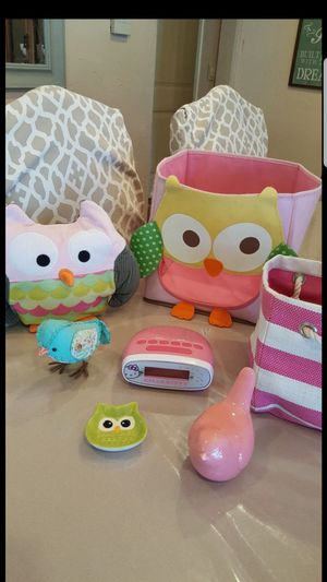 Girls Bedroom Accessories for Sale in Chino Hills, CA