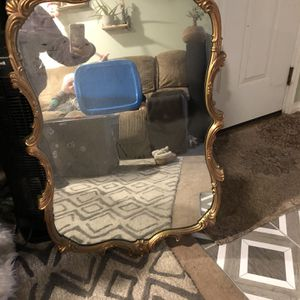 Vintage turner Wall Mirror for Sale in Des Moines, WA