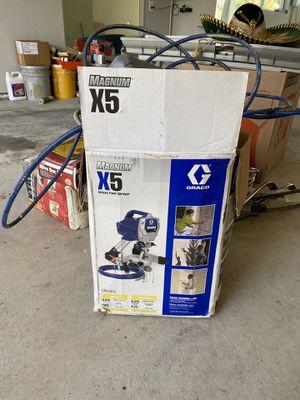 Grace Magnum X5 paint gun/sprayer for Sale in Issaquah, WA