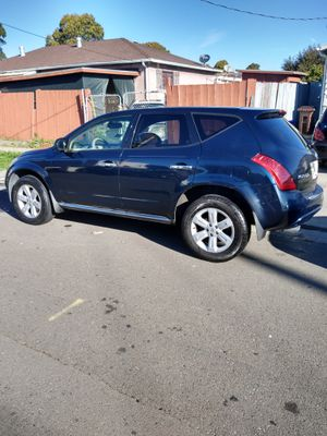 2006 Nissan Murano SL for Sale in San Francisco, CA