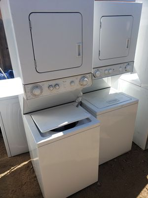 Electric WhirlPool/ GE Combo Space Saver Washer & Dryer for Sale in San Diego, CA