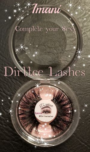 DirtteeLashes 100% Mink lashes! for Sale in Lancaster, CA