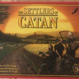 Settlers Of Catan Board Game for Sale in Boynton Beach, FL
