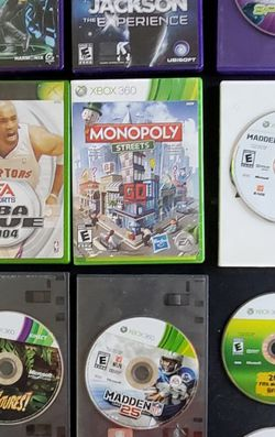 Lot Of 10 XBOX 360 Games for Sale in San Diego,  CA