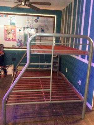 Metal Bunk Bed Frame for Sale in Dunlap, TN