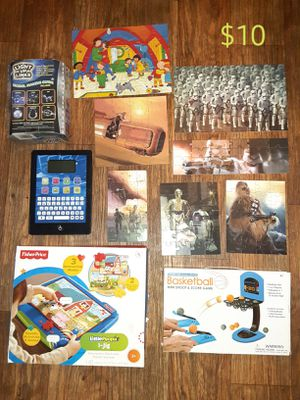 Learning games and puzzles for Sale in Rialto, CA