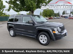 2011 Jeep Patriot for Sale in Beaverton, OR
