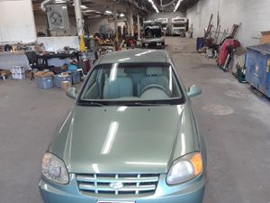 03 Hyundai accent for Sale in Cleveland, OH