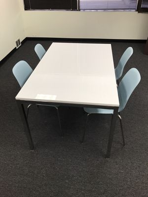 Dining Table with 4 Chairs for Sale in Orange, CA
