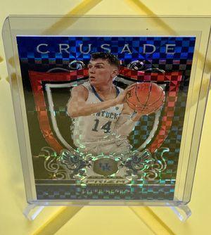 2019-20 PRIZM TYLER HERRO CRUSADE ROOKIE BASKETBALL CARD /99 for Sale in Eugene, OR